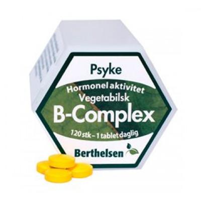 DFI Vegetabilsk B-Complex Berthelsen • 120 tab.
