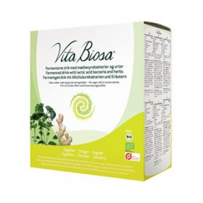 Vita Biosa Ingefær Ø bag-in-box • 3L