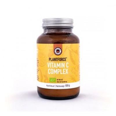 Plantforce Vitamin C Complex Ø • 100g.