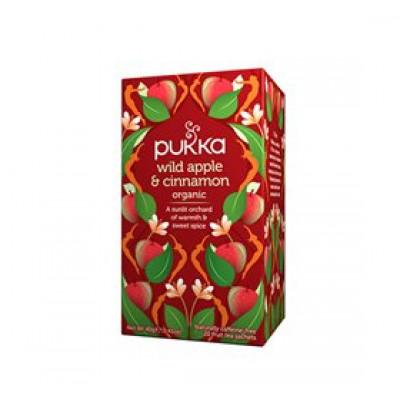 Pukka Wild apple te Ø • 20 br.