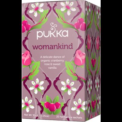 Pukka Womankind • 20 breve