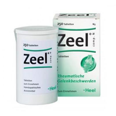 Biovisa Zeel comp. • 250 tab.
