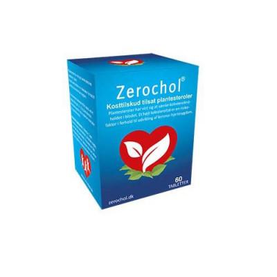 BioVita Zerochol • 60 tabl.