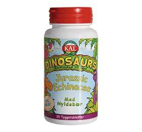 Billede af KAL DinoSaurs Echinacea tygge børn • 30 tab.