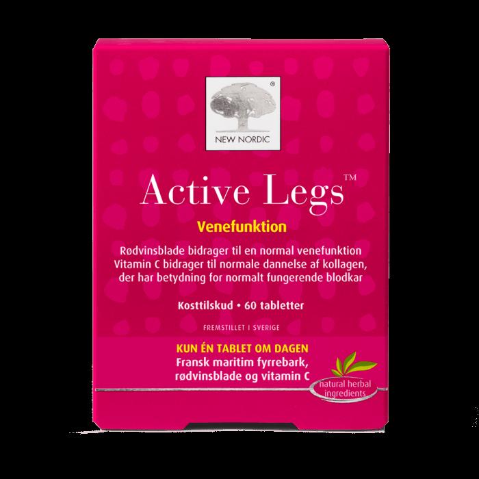 New Nordic Active Legs™ • 60 tabl.