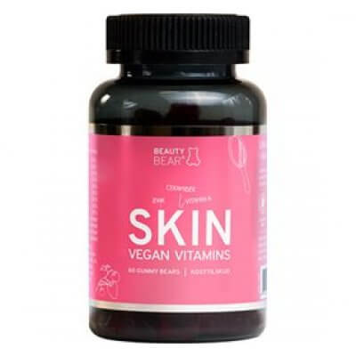 DFI SKIN vitamins BeautyBear • 60stk.