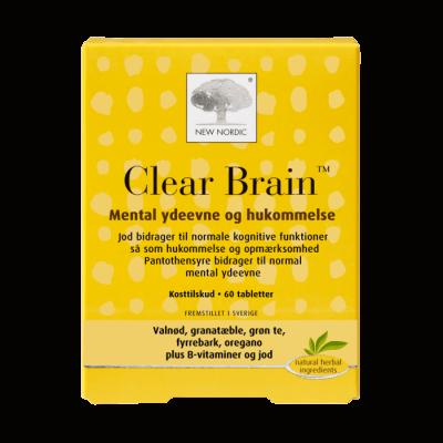 New Nordic Clear Brain™ • 180 tabl.
