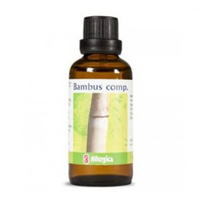 Allergica Bambus comp. • 50ml.