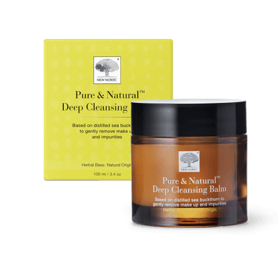 New Nordic Pure & Natural™ Deep Cleansing Balm • 100 ml