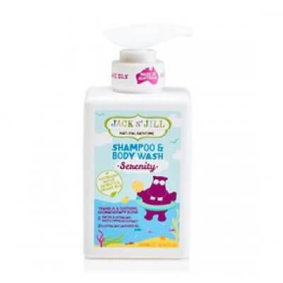 JacknJill Shampoo & Body wash Serenity • 300ml