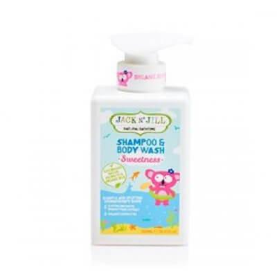 JacknJill Shampoo & Bodywash Sweetness • 300ml