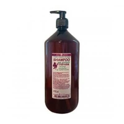 Nordic Nature Shampoo vildrose • 1000ml.