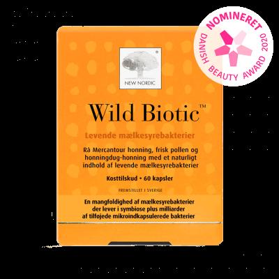 New Nordic Wild Biotic™ 60 kapsler