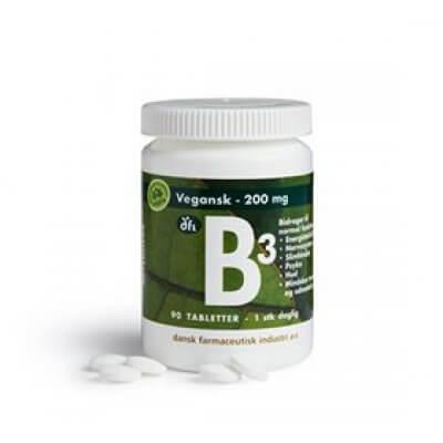 DFI B3 200 mg • 90 tab.