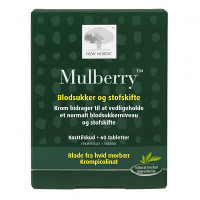 New Nordic Mulberry • 60 tabl.