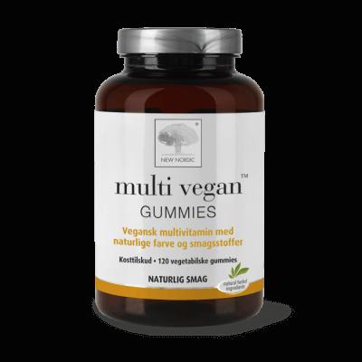 New Nordic Multi vegan™ gummies