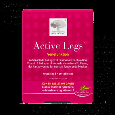 New Nordic Active Legs™ • 30 tabl.