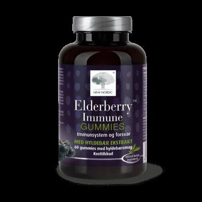 New Nordic Elderberry™ Immune gummies 60 stk