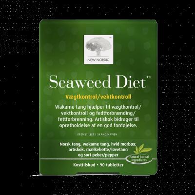 New Nordic Seaweed Diet™ Vægtkontrol - 90 tabletter