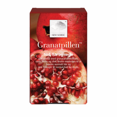 New Nordic Granatpillen™ • 30 tabl.