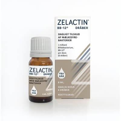 Pharmaforce Zelactin, BB-12 dråber