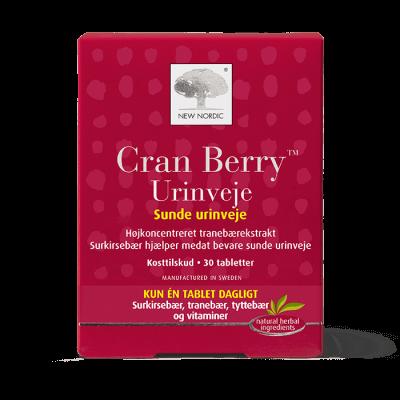 New Nordic Cran Berry™ • 30 tabl.