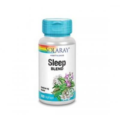 Solaray Sleep Blend • 100 kap.
