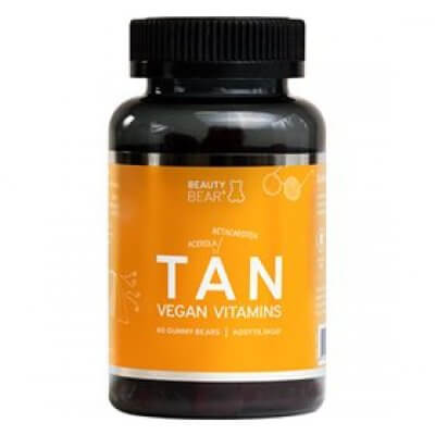 DFI TAN vitamins BeautyBear • 60stk.