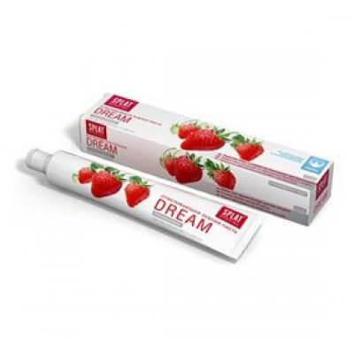 Splat Tandpasta m. jordbær smag • 75ml