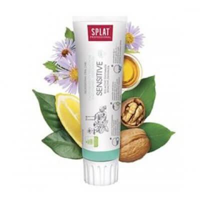Splat Tandpasta sensitive bio-active • 100ml