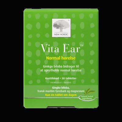 New Nordic Vita Ear • 30 tabl.