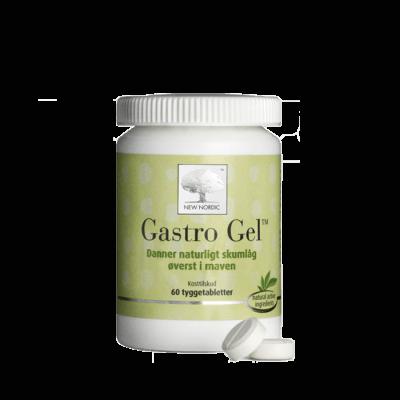 New Nordic Gastro Gel • 60 tabl.