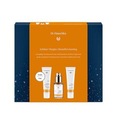 Dr. Hauschka gaveæske Cleansing Cream, Facial Toner, Day Creme