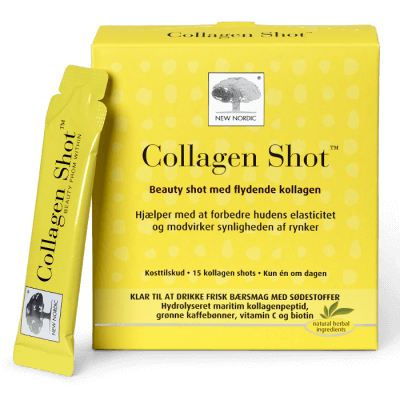 New Nordic Collagen Shot 15 stk