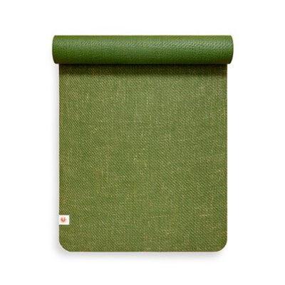 NatureSource Yoga måtte CompleteGrip Lime 4mm • 1 stk.
