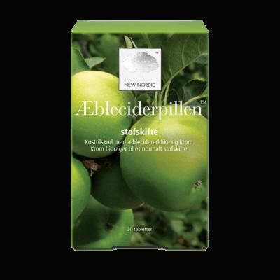 New Nordic Æbleciderpillen™ • 30 tabl.