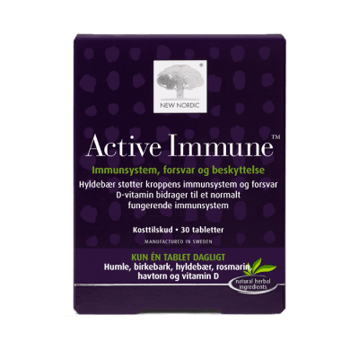New Nordic Active Immune • 30 tabletter