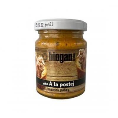 Biogan A la postej smørepålæg Ø • 110g.