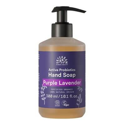 Urtekram Håndsæbe Purple Lavender • 300ml.