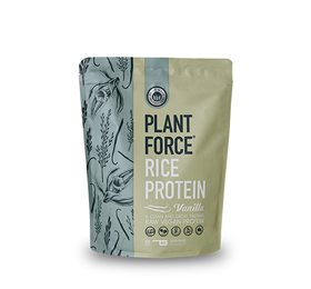 Plantforce Risprotein Vanilje
